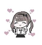 ♡推し・担当用 メンヘラ女子スタンプ♡(個別スタンプ:37)