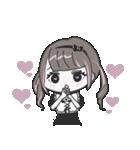 ♡推し・担当用 メンヘラ女子スタンプ♡(個別スタンプ:38)