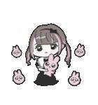 ♡推し・担当用 メンヘラ女子スタンプ♡(個別スタンプ:39)