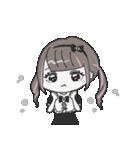 ♡推し・担当用 メンヘラ女子スタンプ♡(個別スタンプ:40)