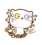 マニ白猫は2色の目をしています(個別スタンプ:32)