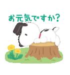 スヌーピー あいさつことば(個別スタンプ:30)
