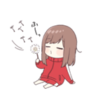 ジャージちゃん6(春)(個別スタンプ:34)