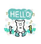 おしゃかわ♡くまさん +*(個別スタンプ:11)