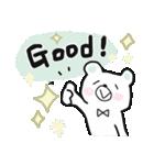 おしゃかわ♡くまさん +*(個別スタンプ:13)