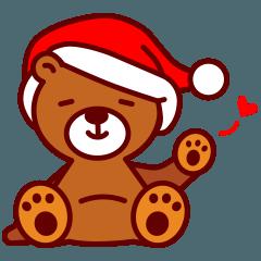 クリスマス大好き!冬大好き!