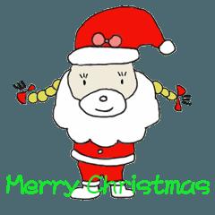 ベアーシスターのクリスマス
