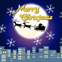 ♥大人の冬スタンプ♥クリスマス&正月