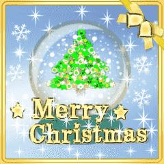 動く!光のクリスマス☆年末年始☆
