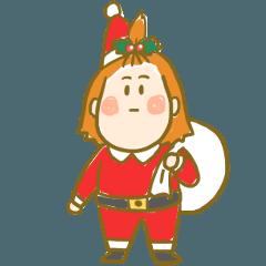 こどもちゃん(クリスマス)