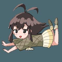 淡水魚の擬人化