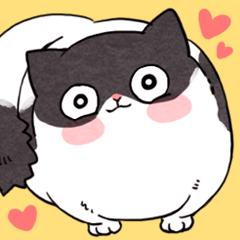 クールタキシード猫 2