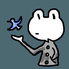 カエル先生のグッとくる日常語