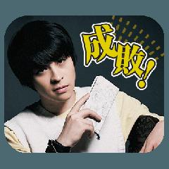 [LINEスタンプ] ドラマ&舞台「Re:フォロワー」