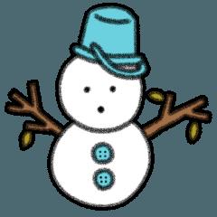 ボウリくん:冬