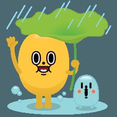 バブルラブ + Rainy Day