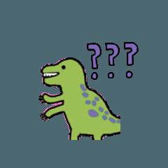 たのしい恐竜さんたち