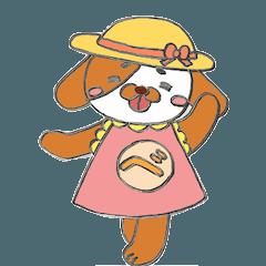 ばるるー犬*べすちゃん