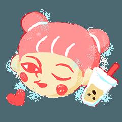 沁涼茶品 カラフルバージョン
