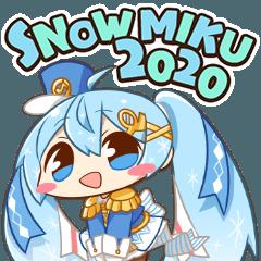 SNOW MIKU 2020(初音ミク)
