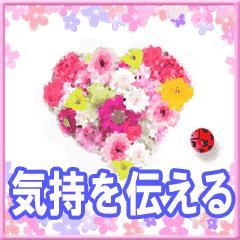 ▷花♥気持ちを伝える日常語♥お祝い