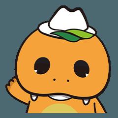 ミネドン(山口県美祢市公式キャラクター)