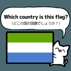 国旗クイズ!【その5】~難問編~