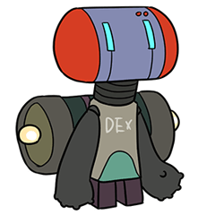デクスター:忠実なロボット