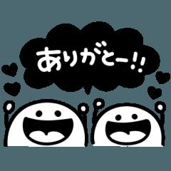 シンプル♥モノクロmix