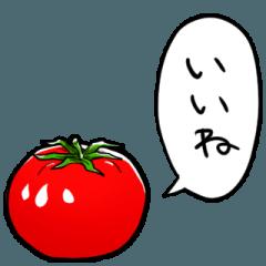 しゃべるよトマト
