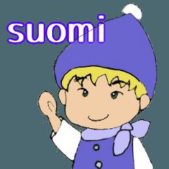もい!フィンランド語でコミュニケーション