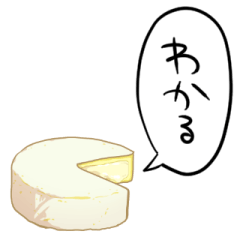 しゃべるチーズ