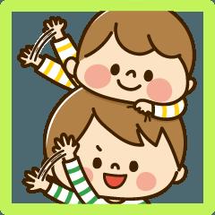 かわいい主婦の1日【男の子編】