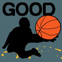 バスケットボール選手9